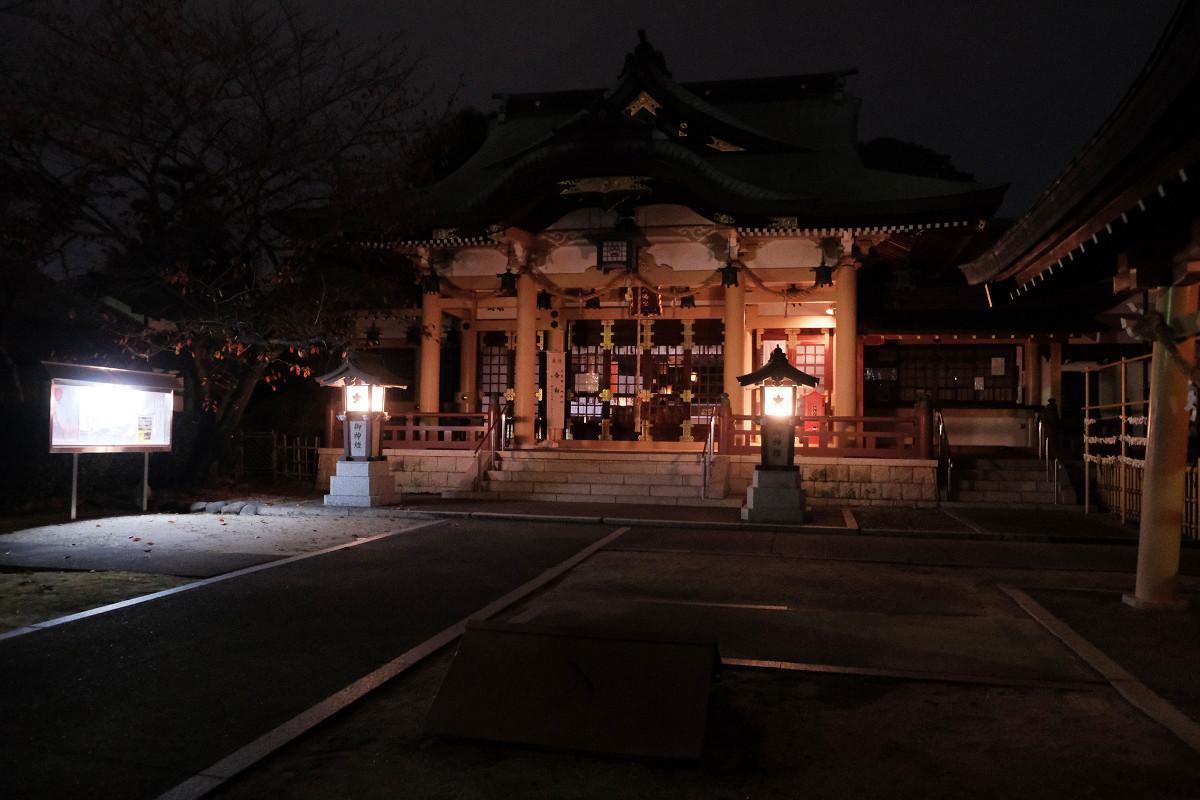 植田八幡宮